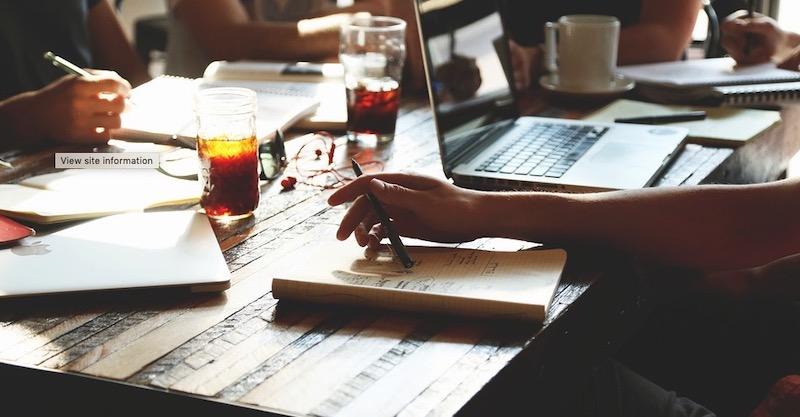 menyusun strategi untuk memilih blog yang sesuai
