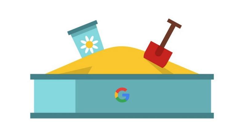 menguruskan google sandbox dengan sistematik