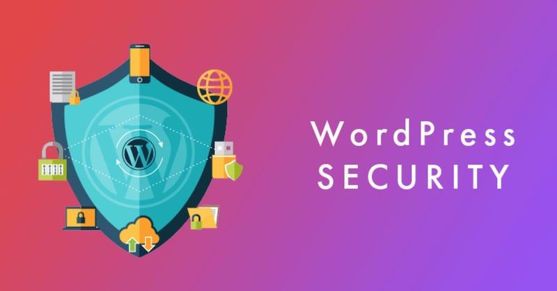 menguruskan keselamatan laman WordPress