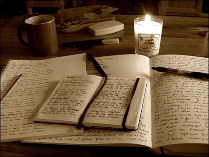 menulis dengan penuh tanggungjawab