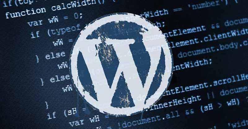 pantang larang menguruskan laman WordPress