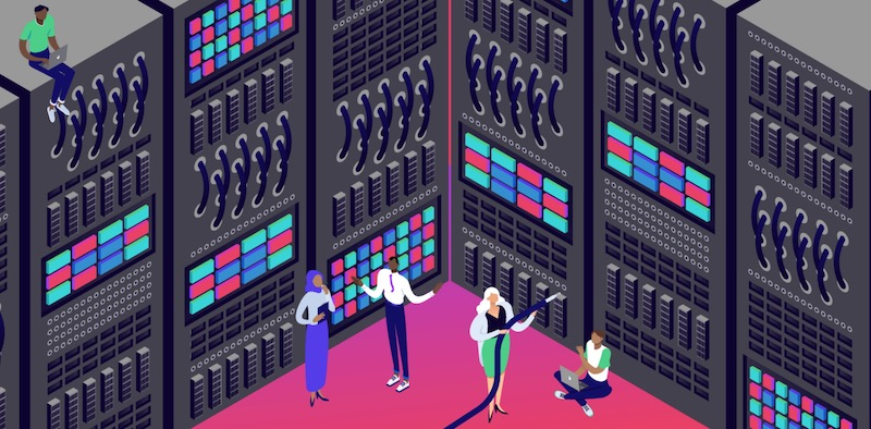 pengurusan hosting jangka masa panjang yang sistematik